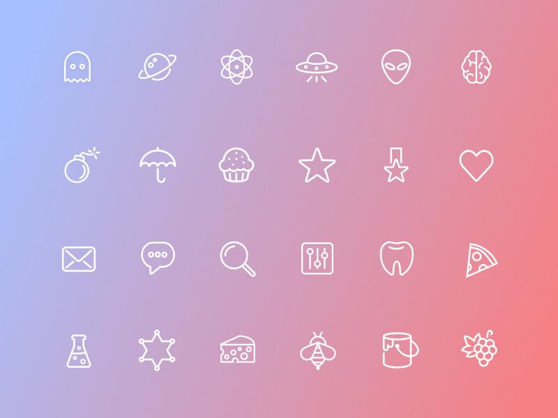 Hephestos - Misc Icons
