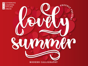 Lovely Summer preview picture