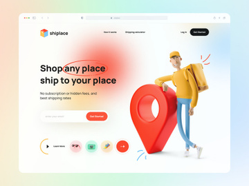 Shiplace Web preview picture
