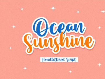 Ocean Sunshine preview picture