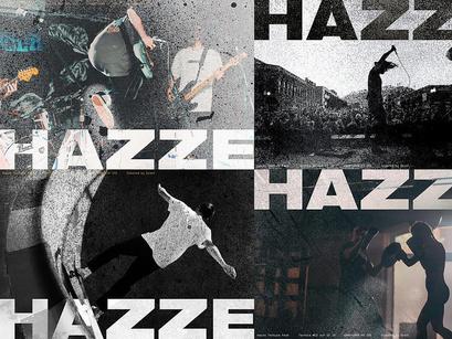 Hazze Grunge Texture Pack
