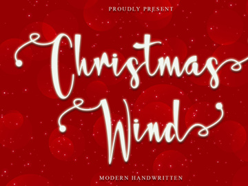 Christmas Wind preview picture