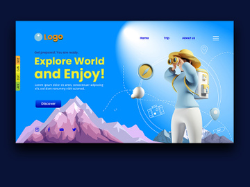 Explore World and Enjoy preview picture