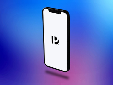 Free iPhone 12 Mockup preview picture