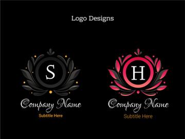 Logo design preview picture