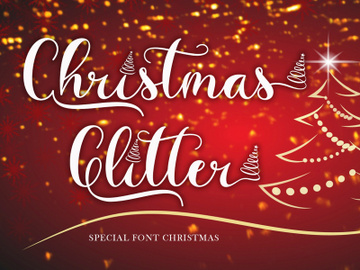 Christmas Glitter preview picture