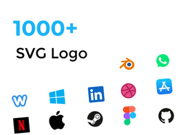 1000+ Brand svg logo preview picture