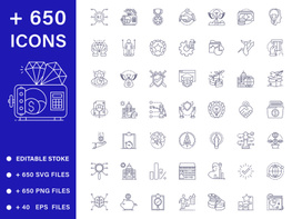 Bundles : Business And Finance Iconset preview picture