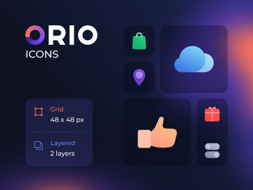 ORIO icons preview picture