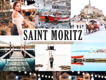 Saint Moritz Mobile & Desktop Lightroom Preset preview picture
