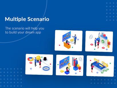 Startup Illustration v2