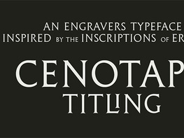Cenotaph Titling preview picture