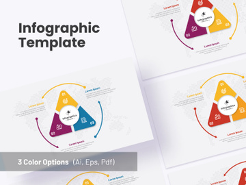 Triangle Infographics preview picture