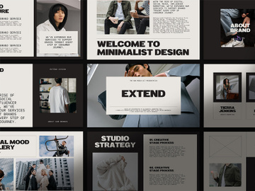 EXTEND - Keynote Media Kit preview picture