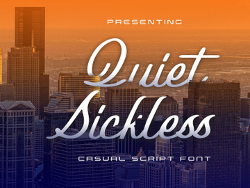 Quiet Sickless preview picture