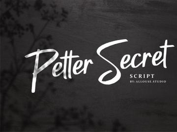 Petter Secret preview picture