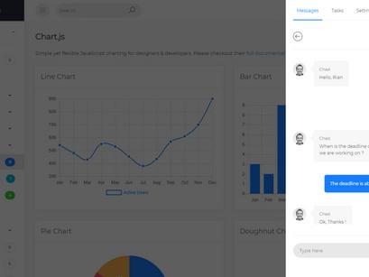 Ready Pro - Bootstrap 4 Admin Dashboard by Themekitaweb ~ EpicPxls