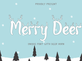 Merry Deer preview picture