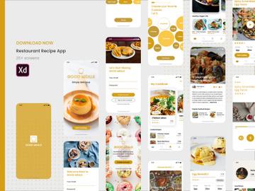 Restaurant Recipe App preview picture