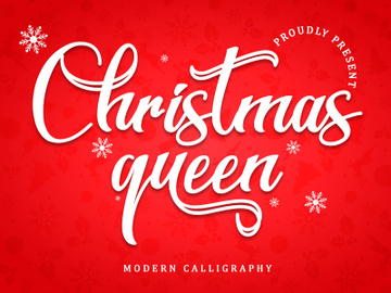 Christmas Qeen preview picture