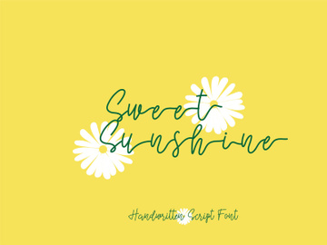 Sweet Sunshine preview picture