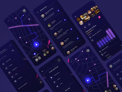 Throttle App UI