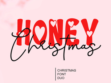 Honey Christmas preview picture