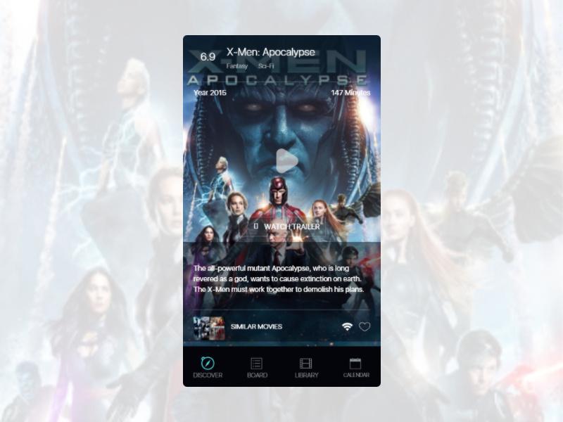 Movie Poster App By Darshil Bhuva Epicpxls