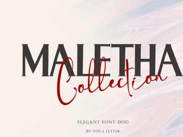 Maletha Collection preview picture