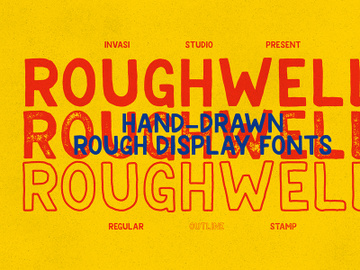 Roughwell Family - Handdrawn preview picture