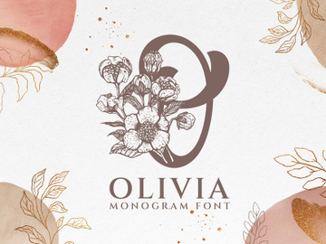 Olivia Monogram preview picture