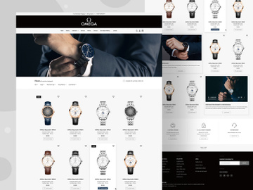 Watch Collection (Product list page ) preview picture