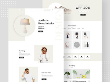 E-commerce Website preview picture