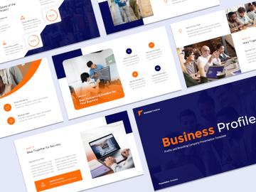 Business Profile - Profile & Branding Company Presentation preview picture