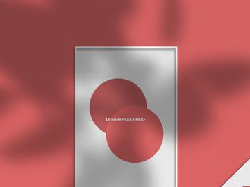 Minimalistic Poster Moukup Scene preview picture
