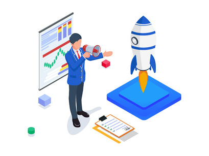 Startup Illustration v1