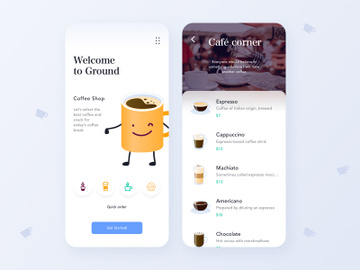 Ground UI Kit preview picture