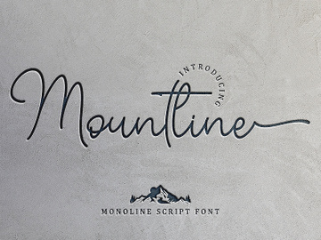 Mountline preview picture