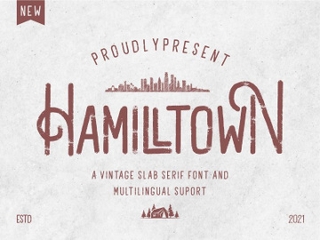 Hamiltown preview picture