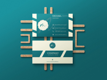 Elegant Business Card preview picture