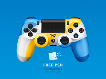 ps4 controller template products epicpxls
