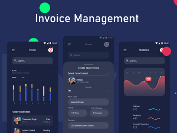 Invoice Management App preview picture