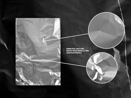 Realistic Foil Texture preview picture
