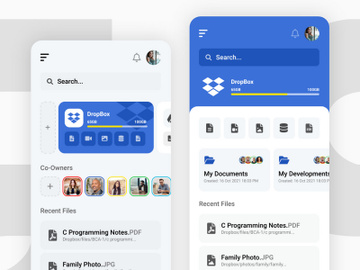 File Manager App preview picture