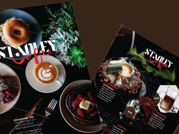 Coffee Shop A4 Menu/Flyer preview picture