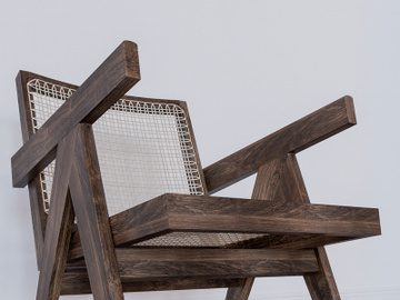 Free model: Easy Armchair preview picture