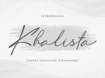 Khalista preview picture