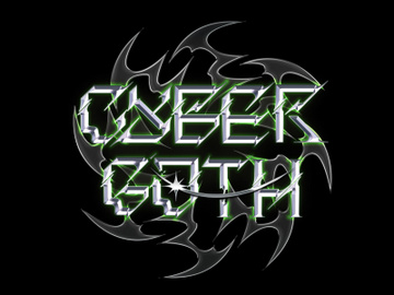 Cybergoth [Free Typeface] preview picture